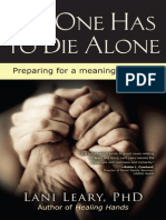 No One Has to Die Alone by Lani Leary -- Ch 1