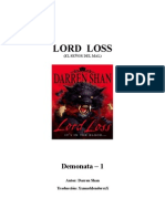 Darren Shan - Lord Loss 1.1