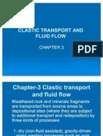 Transporte Clastico y Flujo