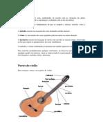 Música & violão -apostila
