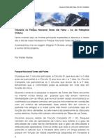 Travessia Torres Del Paine Circuito Completo
