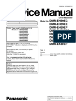 DMR-EX89 Service Manual