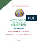 Antología de Técnicas de Creatividad LGDT-903
