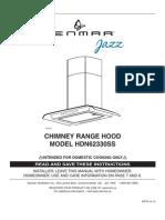 Installation Guide HDN623302SS (09079 RevD)