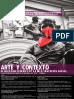 ARTE Y CONTEXTO_V ENCUENTRO HRIA Y ESTÉTICA