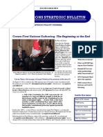 First Nations Strategic Bulletin June-Dec 2011 Issue