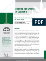 Amy J. Porath-Waller- Clearing the Smoke on Cannabis