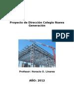 Proyecto de Dirección Colegio Nueva Generación