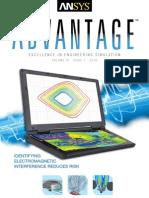 ANSYS Advantage V4 I1 2010