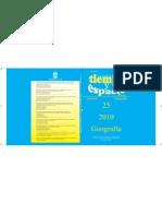Tapa Libro UBB Geografia