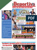 Enfoque Deportivo Diciembre 2011