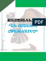 1 Recuperar El Sistema Operativo