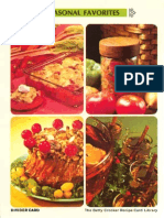 01 Seasonal Favorites - Betty Crocker Recipe Card Library
