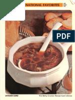 09 International Favorites - Betty Crocker Recipe Card Library