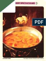 10 Dessert Spectaculars - Betty Crocker Recipe Card Library