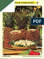 17 Outdoor Entertaining - Betty Crocker Recipe Card Library