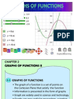 Graphs of Functions II 2