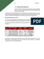 Clase_Subneteo IP