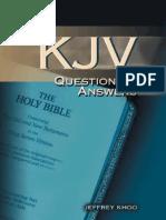 KJV Q&A