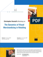 Visual Merchandising Brochure