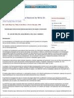 Banco de Sangre Hosp. de Niños