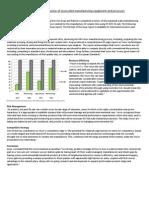 Vecor Arup Report Summary