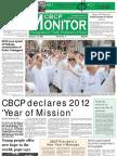 Cbcpmonitor Vol16 n01