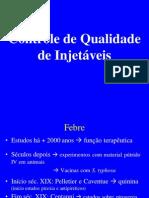 Aula_CQ Injetáveis_Pir e EB