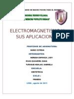 Electromagnetismo y Sus Aplicaciones Monografia 22222