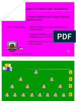 Number Patterns and Sequences f1