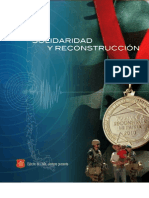 Ejército de Chile. Apoyo, solidaridad y reconstrucción. (2010)