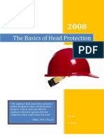 The Basics of Head Protection