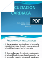 ASCULTACION CARDIACA - 2011