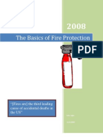 The Basics of Fire Protection
