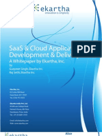 SaaS Application Development & Delivery using Alice