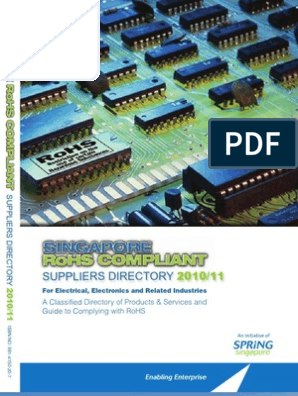 RoHS Guide Suppliers Directory Spring Singapore | Supply