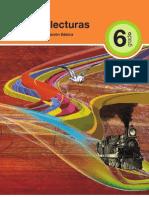 Libro de Lecturas 6° 2011-2012