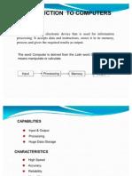 Computer Fundamentals module 3
