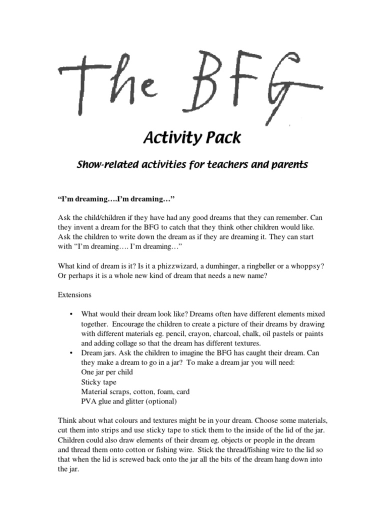 bfg discussion questions-1