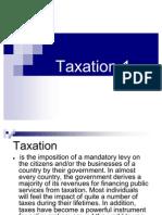 Taxation 1
