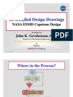16 Detailed Design Drawings NASA