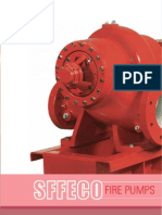 Sffeco Cps Ul Listed Horizontal Split Case and End Suction p