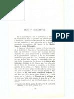 Astrada-Vico y Descartes
