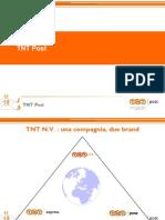 Presentazione TNT Post - Azienda e Posta Classica-Pubblicitaria