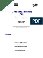 Mckinsey Starting Up Business Planning Manual Tech Start Ups - Mckinsey business plan template