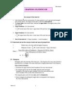 Chapter 8 II Statistics III ENRICH