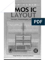 CMOS IC Layout Concepts Methodologies and Tools