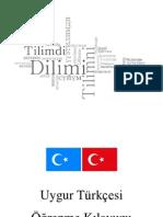 Uygur Türkçesi Öğrenme Kılavuzu 2. sürüm