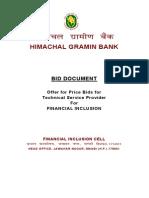 HPGB Commercial Bid