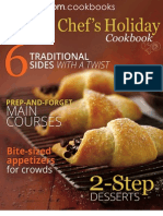 The Simple Chef's Holiday Cookbook